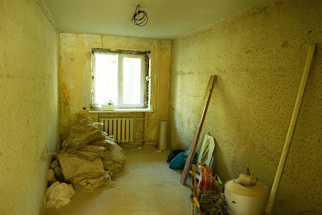 С чего начать ремонт в квартире на кухне
